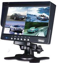Monitory samochodowe