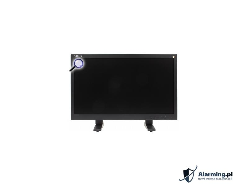 MONITOR VGA 2XVIDEO IN 2XVIDEO OUT S VIDEO HDMI AUDIO PILOT VMT 265M 26 VILUX