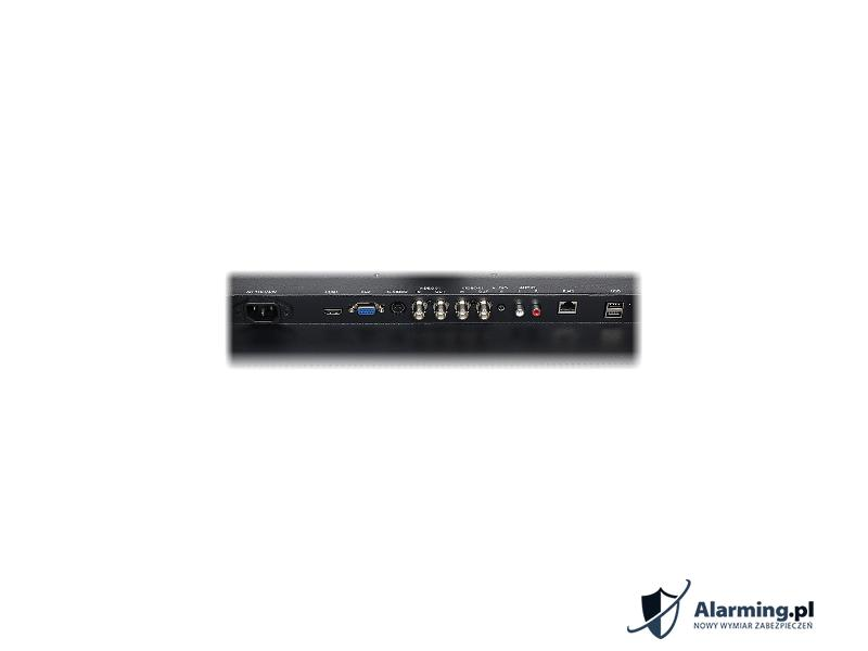 MONITOR TCP IP VGA 2xVIDEO S VIDEO HDMI AUDIO VMT 271IP 27 VILUX