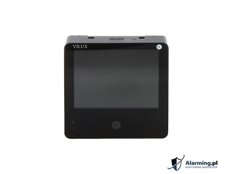 MONITOR 1XVIDEO OUT MICRO SD RJ45 PILOT KAMERA IP VMT 085PSD 8 VILUX