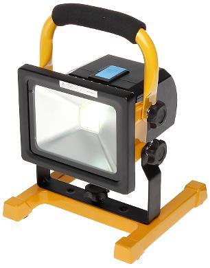 AKUMULATOROWY REFLEKTOR LED STA-20W-6K SonneTech