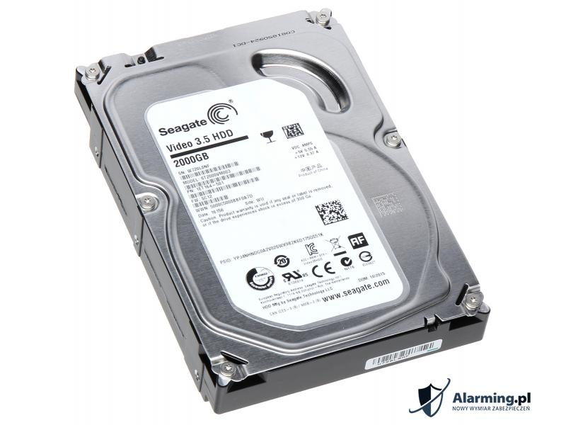 DYSK DO REJESTRATORA HDD-ST2000VM003 2TB 24/7 PIPELINE SEAGATE