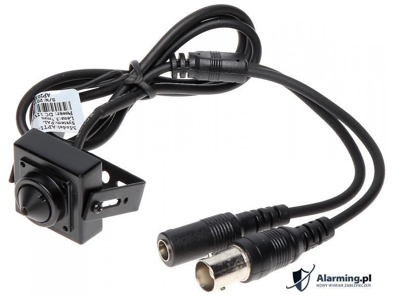 KAMERA HD-CVI APTI-Y1MP-37 - 720p 3.7 mm
