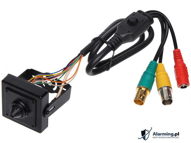 KAMERA HD-SDI, PAL VLX-HC137K 1080p 3.7 mm