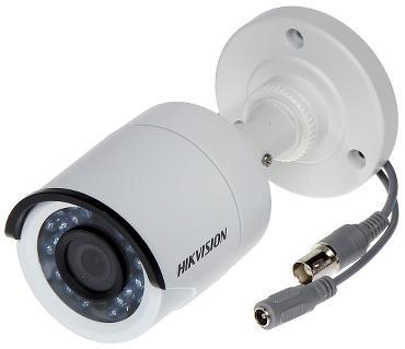 KAMERA HD-TVI DS-2CE16C2T-IR - 720p 2.8 mm HIKVISION