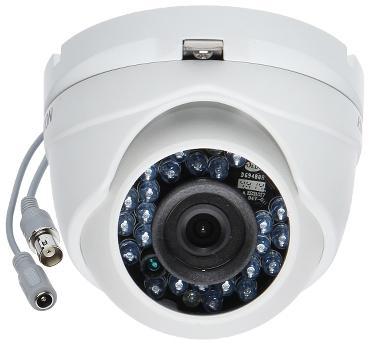 KAMERA HD-TVI DS-2CE56C2T-IRM - 720p 2.8 mm HIKVISION