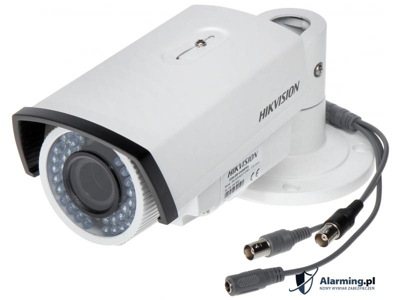 KAMERA HD-TVI, PAL DS-2CE16C5T-VFIR3 - 720p 2.8 ... 12 mm HIKVIS
