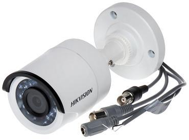 KAMERA HD-TVI, PAL DS-2CE16D5T-IR - 1080p 3.6 mm HIKVISION