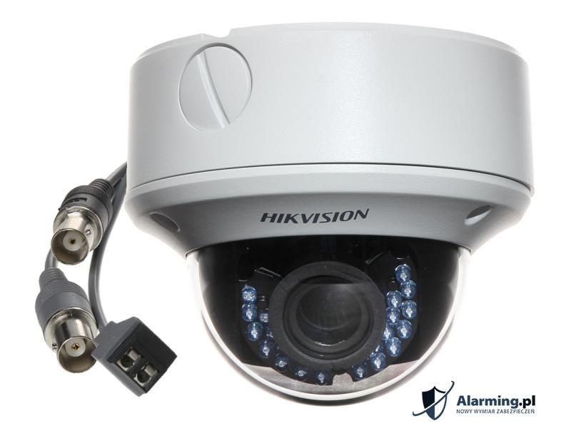 KAMERA HD-TVI, PAL DS-2CE56D5T-AVPIR3 - 1080p 2.8 ... 12 mm HIKV