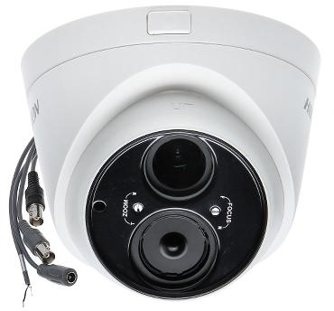 KAMERA HD-TVI, PAL DS-2CE56D5T-VFIT3 - 1080p 2.8 ... 12 mm HIKVI