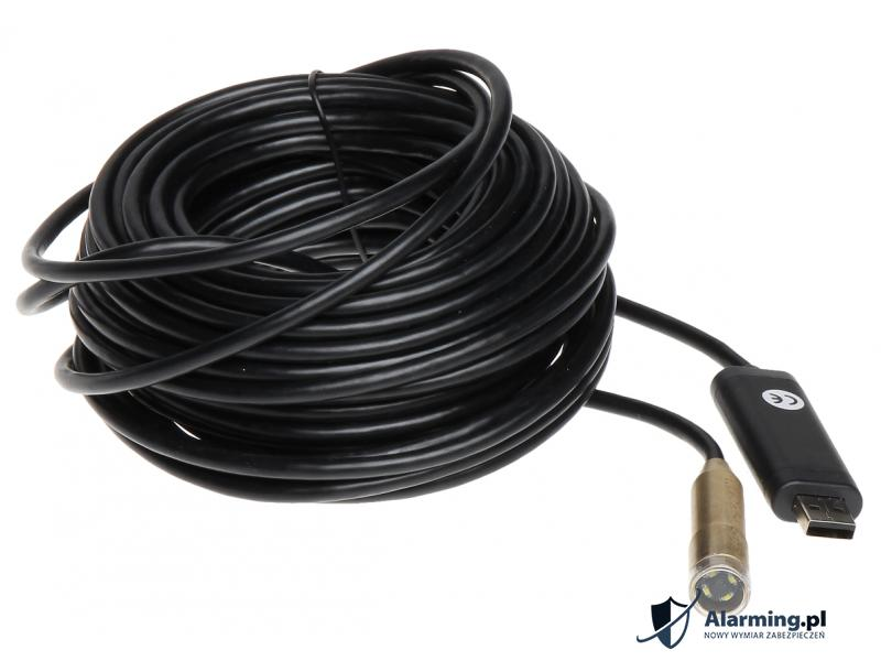 KAMERA INSPEKCYJNA WIRE-CAM-15 STANDARD: USB,