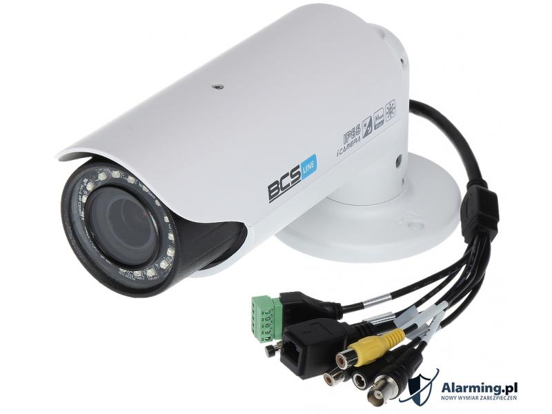 KAMERA IP BCS-TIP6500AIR ONVIF 2.0, 5.0 Mpx 4 ... 9 mm - MOTOZOO