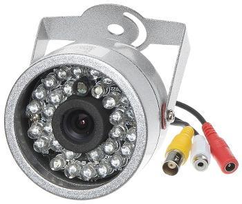 KAMERA PAL C50-36A 500 TVL 3.6 mm