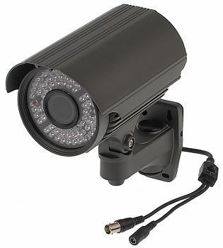 KAMERA PAL CF73V-2812/6 720 TVL, 960H 2.8 ... 12 mm