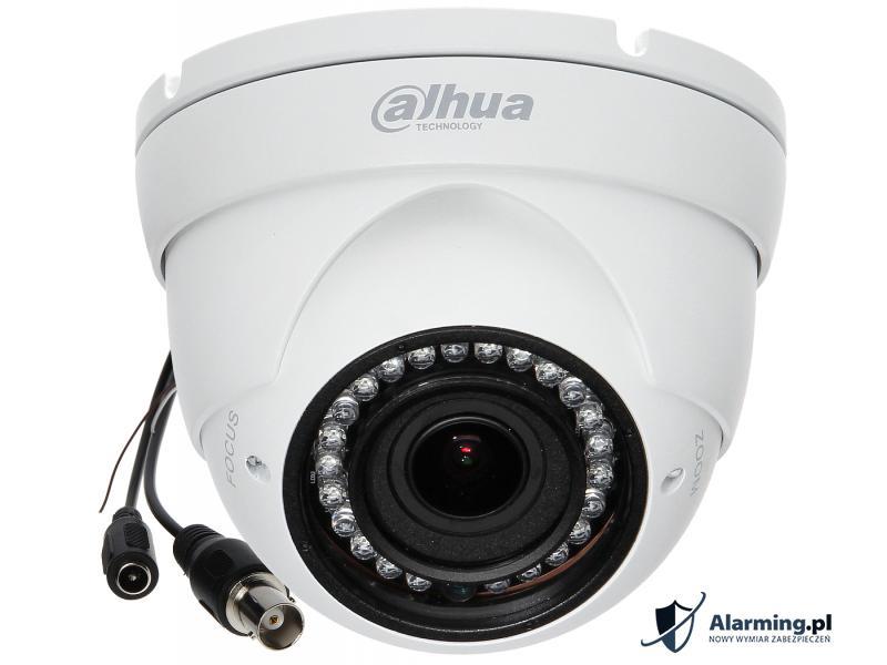 KAMERA WANDALOODPORNA HD-CVI, PAL DH-HAC-HDW2220RP-VF - 1080p 2.