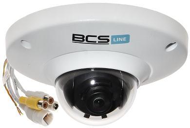KAMERA WANDALOODPORNA IP BCS-SFIP1400 ONVIF 2.41 - 4 Mpx 1.18 mm