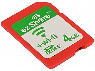 KARTA PAMIĘCI SD-WIFI/4A SDHC 4 GB