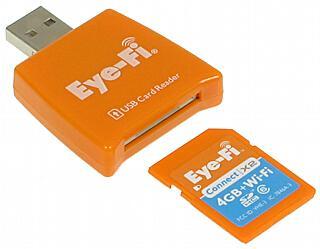 KARTA PAMIĘCI SD-WIFI/4B SDHC 4 GB