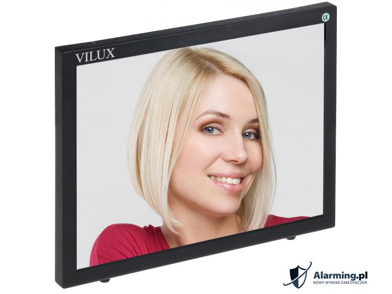 "MONITOR VGA, 2XVIDEO, HDMI, AUDIO, PILOT VMT-155M 15 "" VILUX"