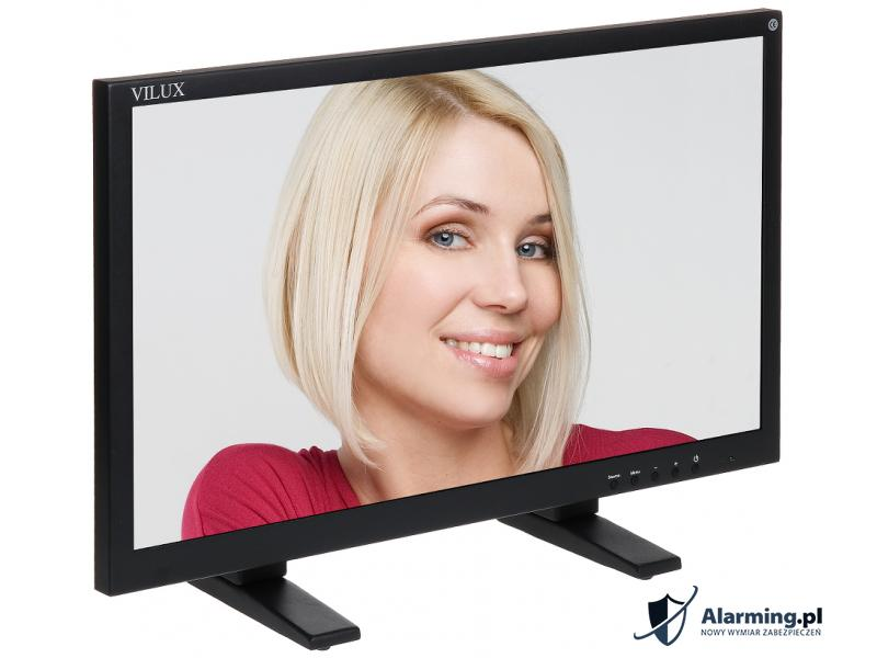 MONITOR VGA, 2XVIDEO, S-VIDEO, HDMI, 2XAUDIO, AHD 1080P, PILOT V