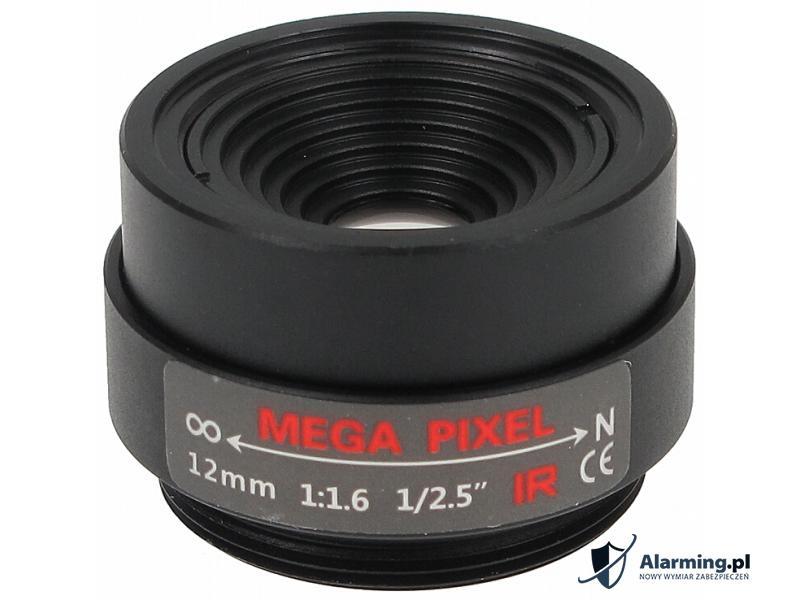 OBIEKTYW STAŁY IR MEGA-PIXEL 30CS25-120 12 mm