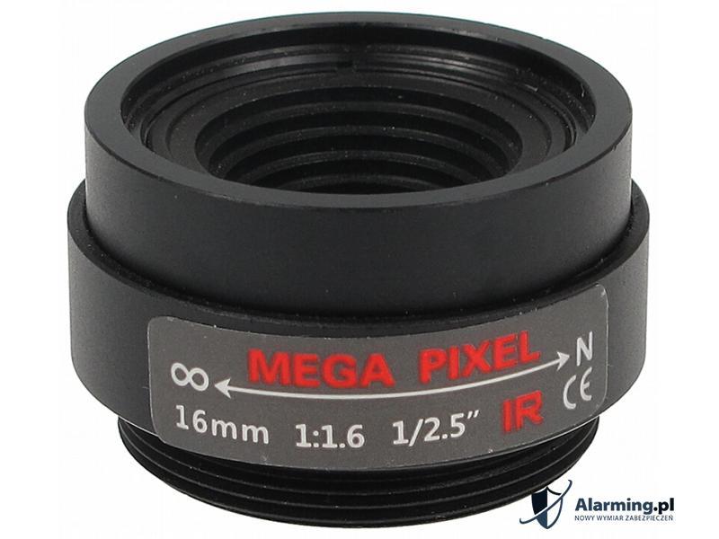 OBIEKTYW STAŁY IR MEGA-PIXEL 30CS25-160 16 mm