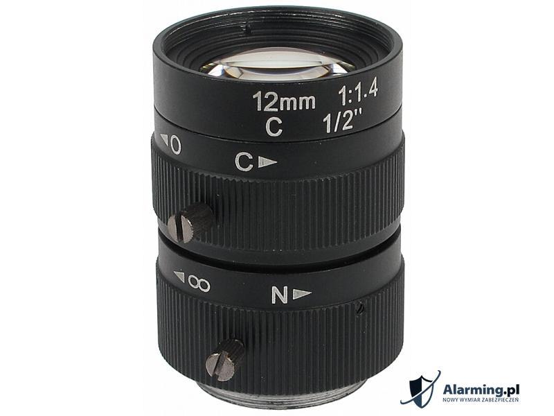 OBIEKTYW STAŁY MEGA-PIXEL 30C20-120/M 12 mm