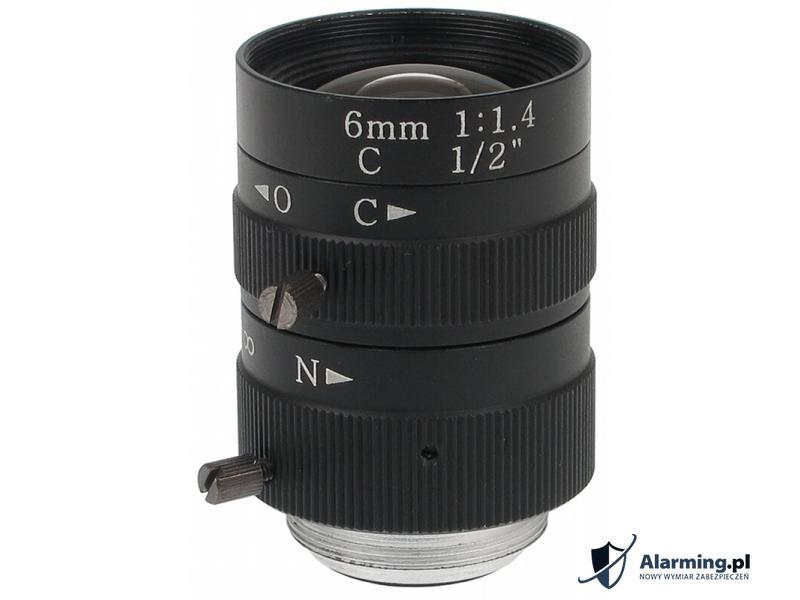 OBIEKTYW STAŁY MEGA-PIXEL 30C20-60/M 6 mm