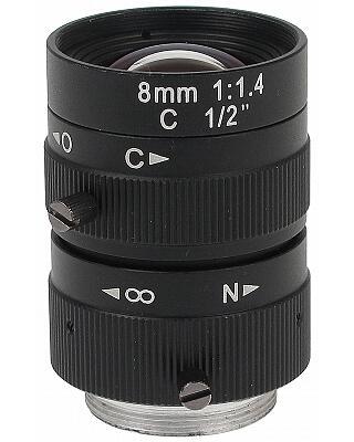 OBIEKTYW STAŁY MEGA-PIXEL 30C20-80/M 8 mm