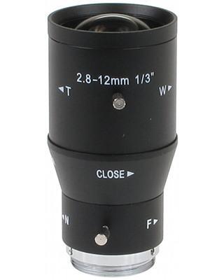 OBIEKTYW ZOOM CS-2.8-12 2.8 ... 12 mm