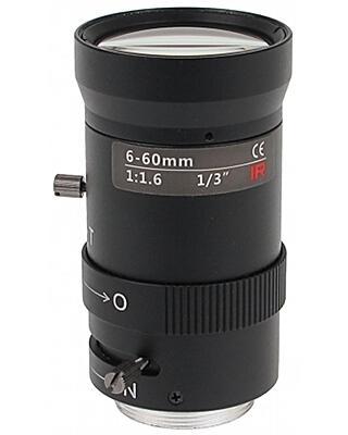 OBIEKTYW ZOOM IR CSI30-6060/M 6 ... 60 mm