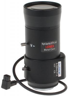 OBIEKTYW ZOOM IR MEGAPIXEL CSIM-8-100/DC 8 ... 100 mm
