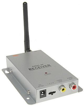 ODBIORNIK 2.4 GHz WR-24 4 KANAŁY