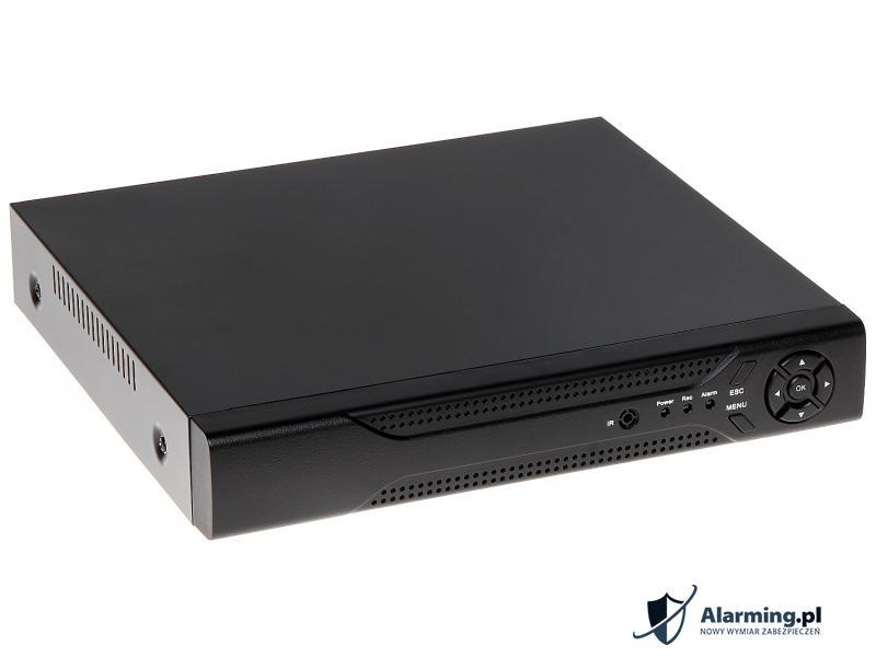 REJESTRATOR AHD, PAL, TCP/IP HYBRO-408 4 KANAŁY