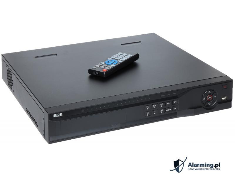 REJESTRATOR HD-CVI, PAL, TCP/IP BCS-CVR08042M 8 KANAŁÓW +eSATA
