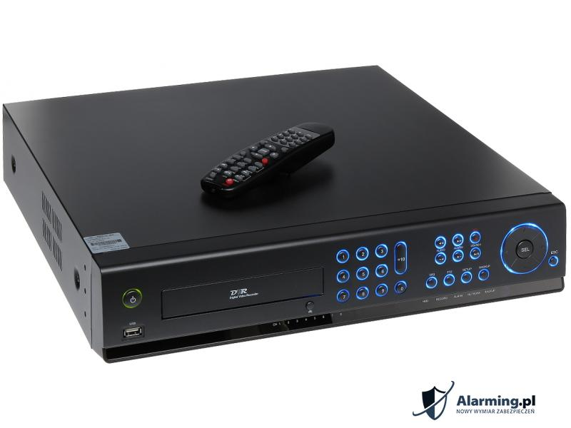 REJESTRATOR HD-SDI RC-8602HD-SDI 8 KANAŁÓW +eSATA