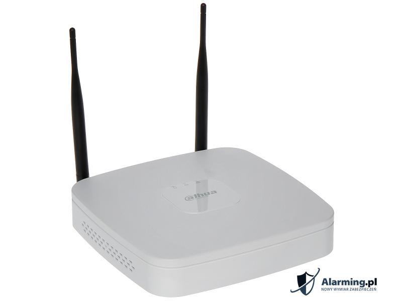 REJESTRATOR IP DHI-NVR4104-W ONVIF 2.4, 4 KANAŁY Wi-Fi DAHUA