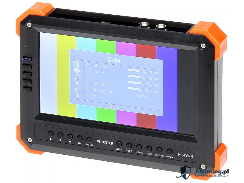 TESTER WIDEO HD-TVI STT-1